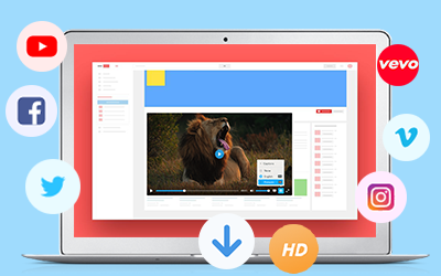Video/Music Downloader