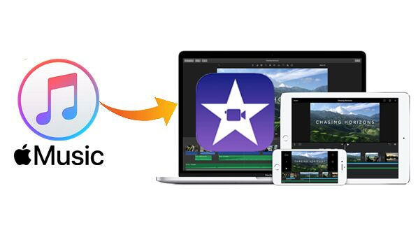 add itune music and apple music to imovie