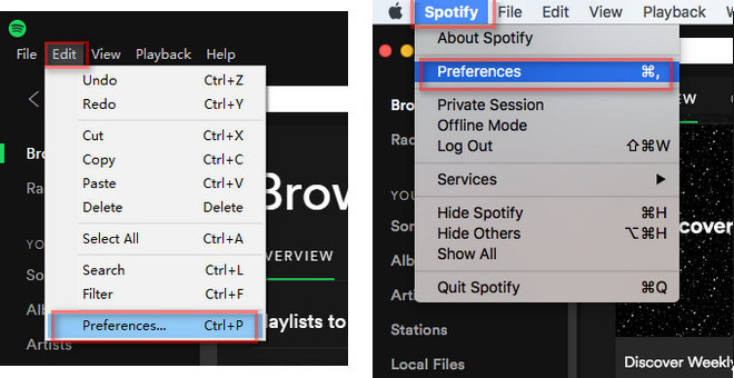 import apple music to spotify
