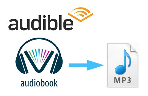 convert audible aax audiobooks to mp3