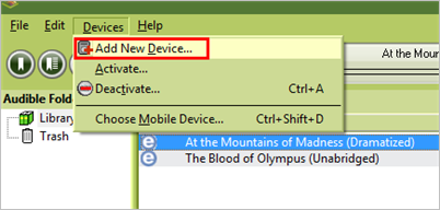 Add-mp3-device-to-Audible-Manager